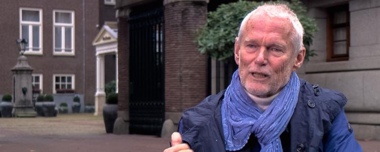 Provo Raadslid na 50 jaar terug bij het Stadhuis
